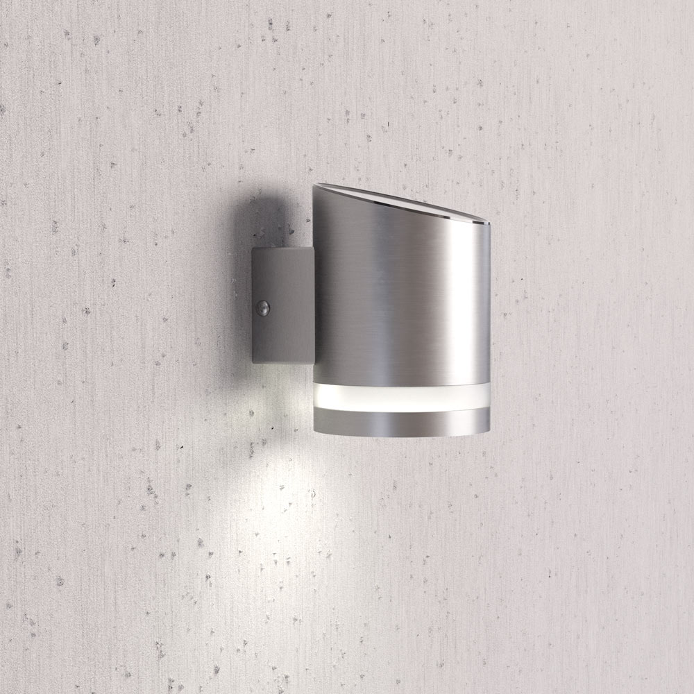Wall Mounted Solar Spot Lights : Truro Solar Wall Light Patio Life