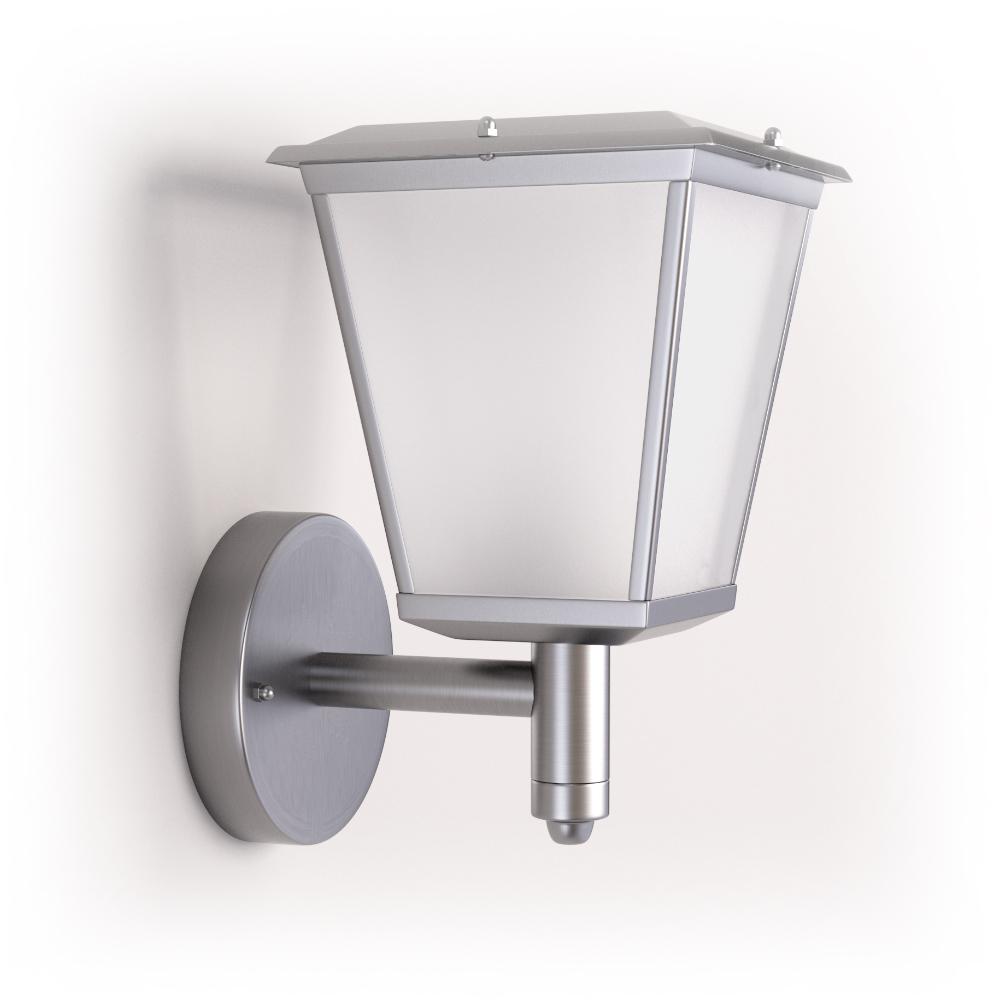 Quality Solar Wall Lights : Windsor Solar Wall Light - Patio Life