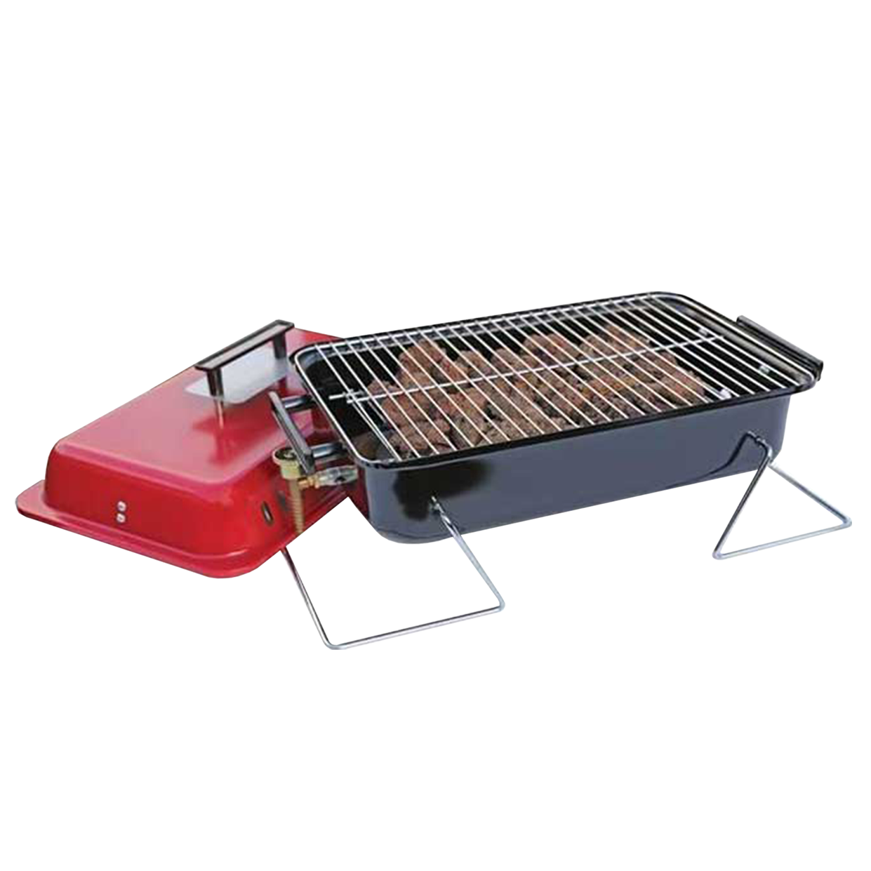 Patio Life Lifestyle Portable Camping Gas Barbecue