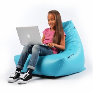 Cool Extreme Lounging Mini Indoor Bean Bag For Kids Patio Life Cjindustries Chair Design For Home Cjindustriesco