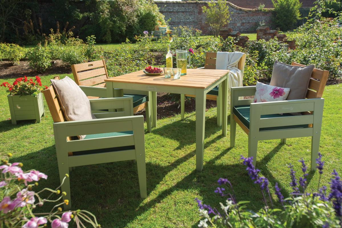 Norfolk Leisure Florenity Verdi Dining Set Patio Life